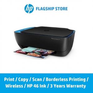 HP DeskJet Ink Advantage Ultra 4729 AIO Printer